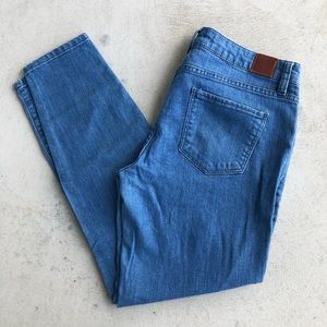 Francesca's Harper Heritage Mid-Rise Skinny Jeans